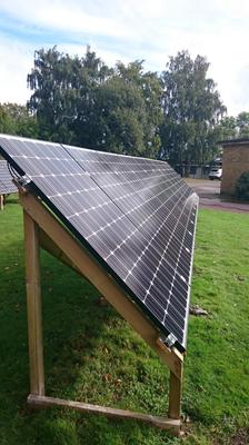 Intresserad av egen miljövänlig förnybar, tyst och utsläppsfri Sol-el